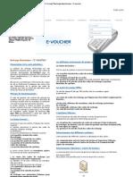 [BITAKA-Tunisie] Recharge électronique - E-voucher