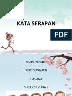 Proses an Istilah Dalam Bahasa Indonesia