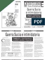 Versión impresa del periódico El mexiquense 2 mayo 2012