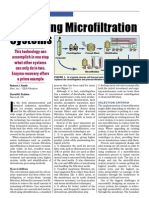 Micro Filtration Systems