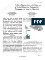 Paper 15-Secure Digital Cashless Transactions With Sequence Diagrams and Spatial Circuits to Enhance the Information Assurance and Security Education