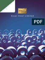 EssarSteel HR CR Brochure
