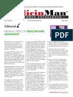 MedicinMan May 2012 Issue