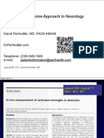 Functional Approaches to Neurodegenerative Disorders