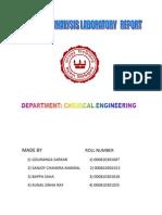 Numerical Analysis Laboratory