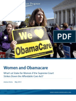 Women and Obamacare
