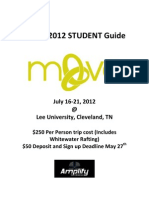 Amplify 2012 Move Student Guide