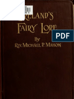 Ireland's Fairy Lore
