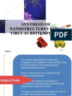Synthesis of nanoparticles by virus.pptx