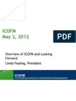 Overview of ICGFM and Looking Forward