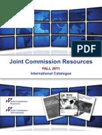 2011 Fall JCR International Catalogue