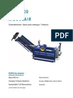Campey - Koro FTM 1.2mtr Elevator - Modular - 963b003-0_ondboek 2011-11