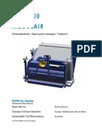 Campey - Koro FTM 1.2mtr Scarifier Collector - Modular - 963h003-0_ondboek 2011-11