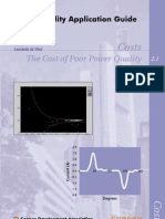 21 the Cost of Poor Power Quality