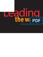 EGM Strategy 2011-2016 Leading the Way