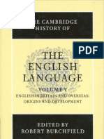 English in Britain and Overseas
