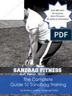 The Complete Guide To Sandbag Training - Sample