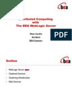 Bea Weblogic Cluster