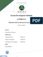 SDM Assignment