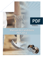Manual Do Candidato Pep
