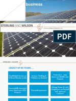 SWL Solar Projects