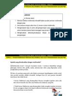 Pengintegrasian Perisian Multimedia Dan Alat Pengarangan Dalam PnP