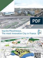 Issy-les-Moulineaux Medialand ENoLL member