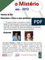 Livro Misterio Maio-ppt