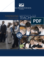 Student Diplomat Teachers Handbook