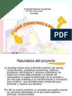Proyecto Nos Comunicamos