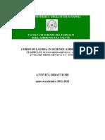 Programmi  L-32 2011-2012