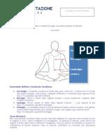 Scheda n.7 - Lo Yoga e Il Mal Di Schiena