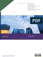Eurocodes 2008 Brochure