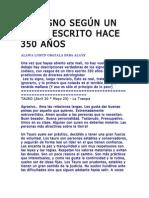 TU SIGNO SEGÚN UN LIBRO ESCRITO HACE 350 AÑOS