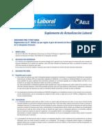 AL - Actualizacion Laboral 6 2011