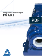 Programme Des Pompes IWAKI