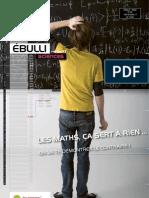 Les Mathématiques ca sert à rien  ON VA TE DEMONTRER LE CONTRAIRE