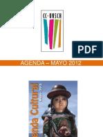 AGENDA – MAYO 2012