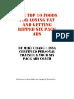 AB FOODS Six Pack Shortcuts