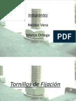 Tornillos de Fijación_tp elemntos