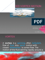 Vortex Motion