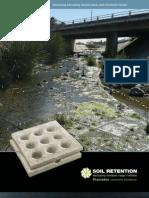 Enviroflex - Interlocking Articulating Concrete Block (ACB)