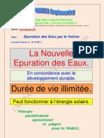 Kepwater France Lit Filtrant Vetiver.16.12