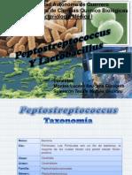 Expo Sic Ion de Bacteriologia Medica 1 Pep to Streptococcus y ....