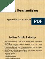 Export Merchandising