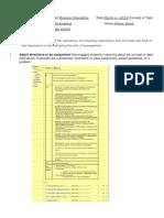 Lesson Artifact Sheet Folder 3