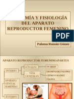 aparato reprodutor femenino