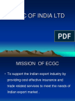 ECGC - Up to Slide 11