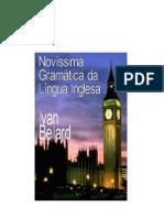 NOVÍSSIMA GRAMÁTICA DA LINGUA INGLESA
