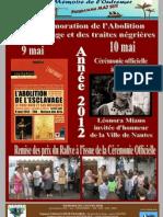 programme mmoire de loutre-mer mai 2012